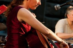 Ellie Young, ospite di Lucca Jazz Donna il 18 ottobre 2013