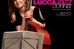 La locandina di Lucca Jazz Donna 2013