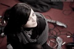 Elisa Ghilardi, ospite di Lucca Jazz Donna il 19 settembre 2014