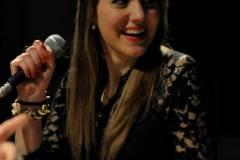 Alice Innocenti, ospite di Lucca Jazz Donna il 18 ottobre 2014
