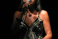 Stefania Scarinzi, ospite di Lucca Jazz Donna il 18 ottobre 2014