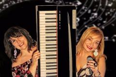 Daniela Acquaviva e Lucia Coli