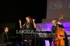 Noa e Gil Dor con Giovanni Tommaso trio