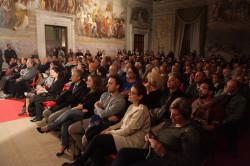 LJD13 - il pubblico in Sala Ademollo - Palazzo Ducale - 12 ott 13