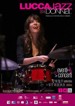 Locandina Lucca Jazz Donna