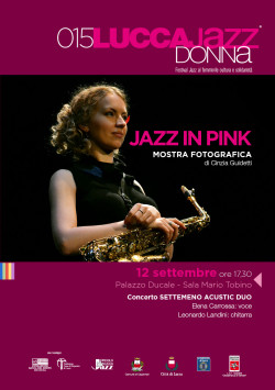 LJD15 Jazz in Pink Cinzia Guidetti 12 set 15